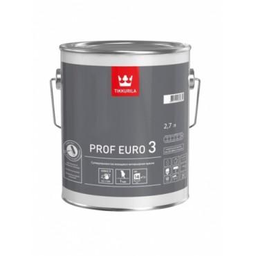 Евро-3 Проф А (2,7л)